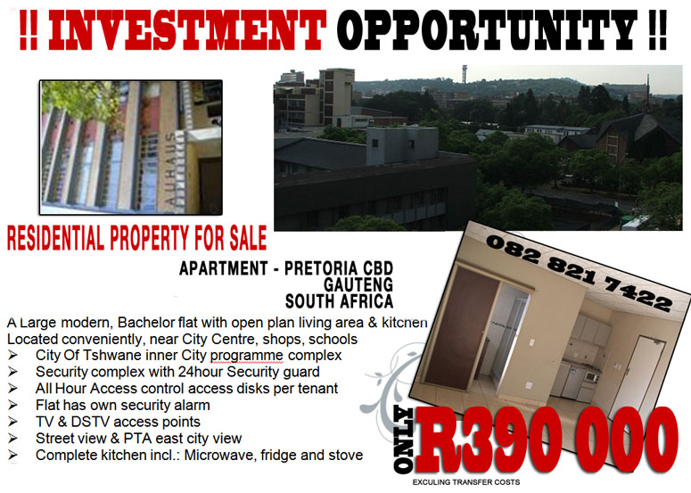 Property investments in South Africa
