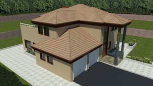 House plan PL0022C