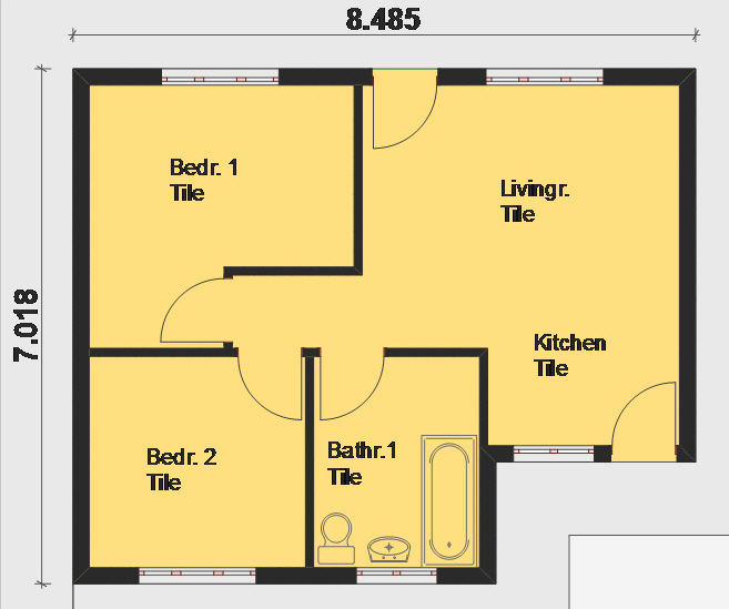 House plans building plans and free house plans floor Free simple house plans to build